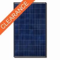 Canadian Solar CS6P-265P-PT Black Solar Panel Pallet