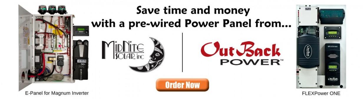 C Power Panels
