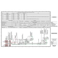 Single-Line Drawing for Grid-Tie PV System with Battery Backup