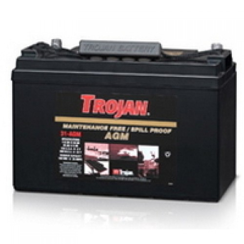 trojan 31 agm sealed agm battery res supply. Black Bedroom Furniture Sets. Home Design Ideas