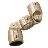 Hollaender 19E-8 (SnapNrack 172-05804) Double Adjustable Socket Tee