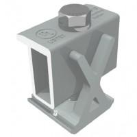 SnapNrack 242-02066 Bonding Adjustable X-End Clamp Assembly