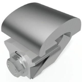 SnapNrack 242-02215 Bonding Universal End Clamp Assembly