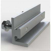 UniRac 303019M SolarMount Integrated Bonding Splice Bar