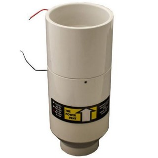 Zephyr Industries 48 VDC Battery Box Power Vent