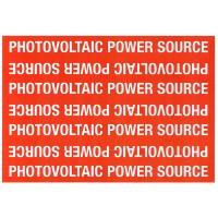 Hellermann 596-00208 Label