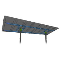 MT Solar 8-TOP-32-60C TPM Complete Kit