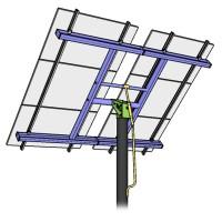MT Solar 8-TOP-6-72C Black TPM Complete Kit
