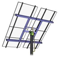 MT Solar 8-TOP-8-72C Black TPM Complete Kit