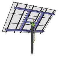 MT Solar 8-TOP-9-72C Black TPM Complete Kit