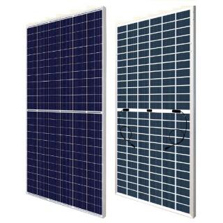 Canadian Solar BiHiKu CS3W-400PB-AG Bifacial Solar Panel