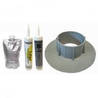 "ChemLink F1354 4"" Diameter E-Curb Round Kit"