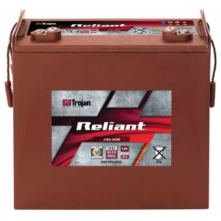 Trojan Battery Reliant J185-AGM Deep-Cycle Sealed AGM Battery