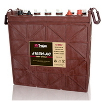 Trojan Battery J185H-AC Deep-Cycle Flooded