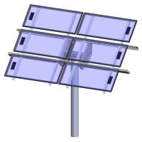 Tamarack Solar LTP-LCR/120 Top of Pole Mount