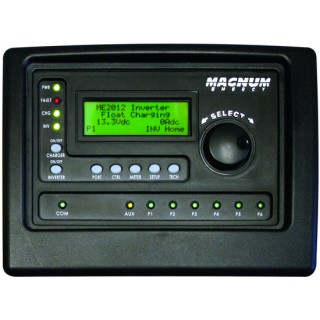 Magnum Energy ME-RTR Digital LCD Display and Router