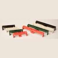 MidNite Solar MN1/0LBBC-R Red Busbar Insulator Cover