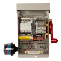 MidNite Solar MNPV4HV-DISCO 3R-DLX Disconnect Combiner
