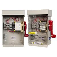 MidNite Solar MNSOB3R-2P-75A-PSB Disconnect Combiner