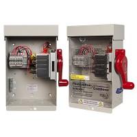 MidNite Solar MNSOB3R-4P Disconnect Combiner