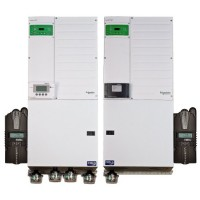 MidNite Solar MNXWP5548D-2CL200 Pre-Wired Power Panel