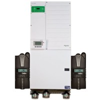 MidNite Solar MNXWP6848-2CL150 Pre-Wired Power Panel