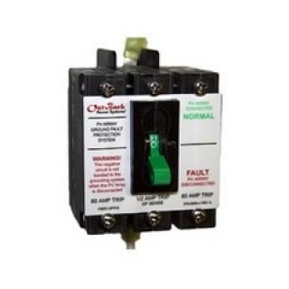 OutBack PNL-GFDI-80D PV Ground-Fault Detector Interrupter Breaker