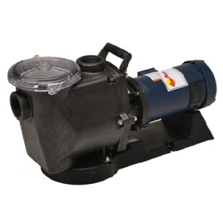Sun Pumps SCP 39-18-75 LC Solar Pool Pump