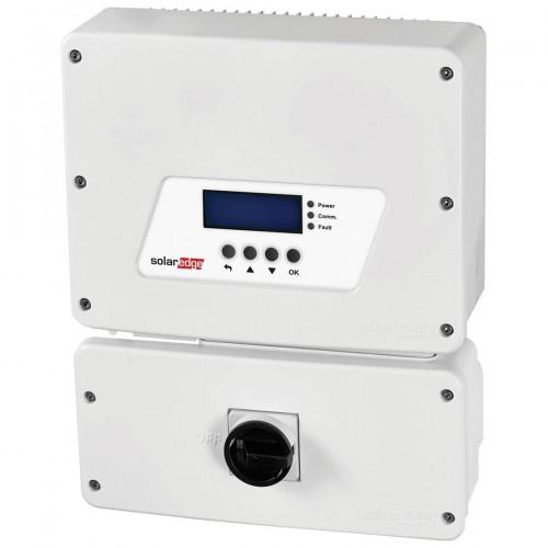 Solaredge Se3800h Us Hd Wave Inverter Res Supply