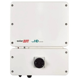 SolarEdge SE7600H-US000BNU4 HD-Wave Inverter