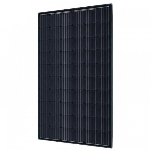 Solarworld Sw285 Pt Black Mono Solar Panel Pallet Res Supply