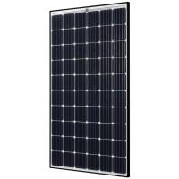 SolarWorld Sunmodule Plus SW295 Mono Black Frame Solar Panel