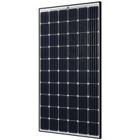 SolarWorld Sunmodule Plus SW300 Mono Black Frame Solar Panel