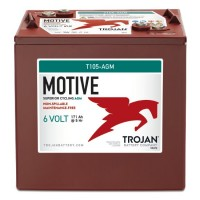 Trojan Battery Reliant T105-AGM Deep-Cycle Sealed AGM Battery