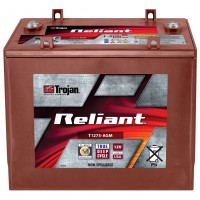 Trojan Battery Reliant T1275-AGM Deep-Cycle Sealed AGM Battery