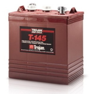 Trojan Battery T-145 Deep-Cycle Flooded
