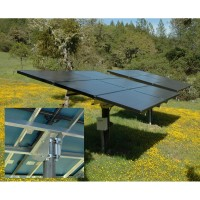 Tamarack Solar UNI-TP/06LL Top of Pole Mount