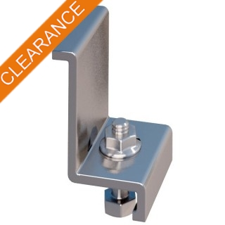 IronRidge 29-7000-150 End Clamp