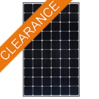 LG Solar LG345N1C-V5-PT Solar Panel Pallet